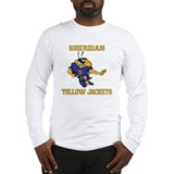 Yellow Jacket Football Long Sleeve