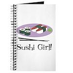 Sushi Girl! Journal