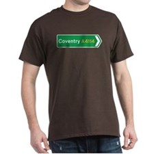 Coventry Roadmarker, UK T-Shirt