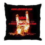 GBMI Band Throw Pillow