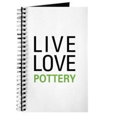 Live Love Pottery Journal