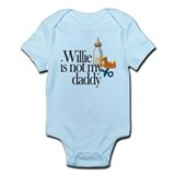 Mayor Willie Is Not My Daddy Infant Creeper