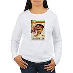 love JAH JAH Women's Long Sleeve T-Shirt