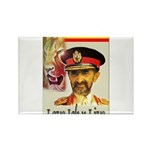 love JAH JAH Rectangle Magnet (100 pack)