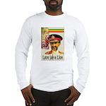 love JAH JAH Long Sleeve T-Shirt