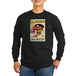 love JAH JAH Long Sleeve Dark T-Shirt