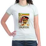 love JAH JAH Jr. Ringer T-Shirt