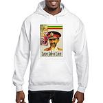 love JAH JAH Hooded Sweatshirt