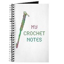 Crochet Notes Journal