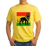 KING OF KINGZ Yellow T-Shirt