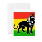 KING OF KINGZ Greeting Cards (Pk of 10)