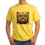 DA MAN Yellow T-Shirt