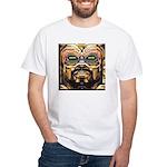 DA MAN White T-Shirt