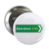 Aberdeen Roadmarker, UK 2.25&quot; Button (100 pack)