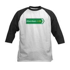 Aberdeen Roadmarker, UK Tee