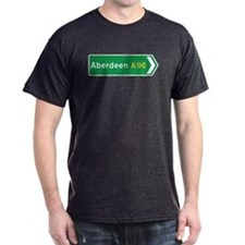 Aberdeen Roadmarker, UK T-Shirt