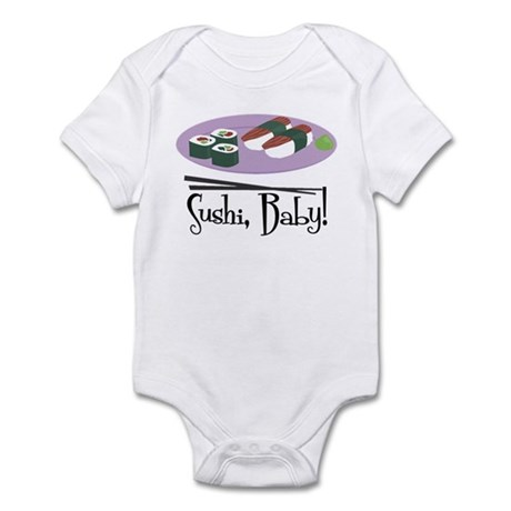 Sushi Baby Infant Bodysuit