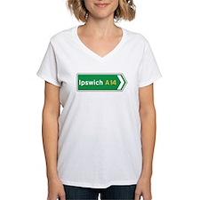 Ipswich Roadmarker, UK Shirt