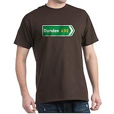 Dundee Roadmarker, UK T-Shirt