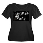 GP Women's Plus Size Scoop Neck Dark T-Shirt