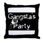GP Throw Pillow