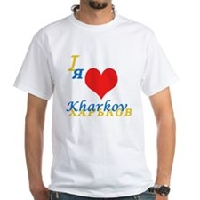 I Love Kharkov Shirt