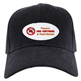 Funny Cry Baseball Hat