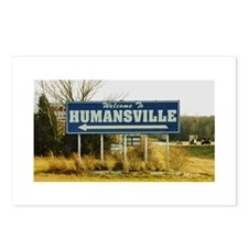 Humansville Postcards (Package of 8)