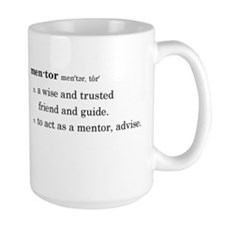 Mentor Definition Mugs