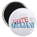Vote Giuliani President 2008 Elect Magnet