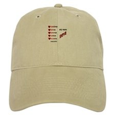 INTERNATIONAL GRANDMOTHER Baseball Cap