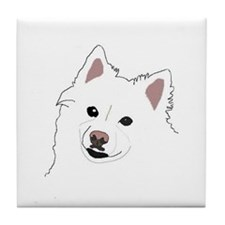 Cute Eskies Tile Coaster