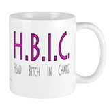 HBIC Mug