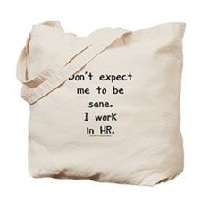 Cute Work Tote Bag