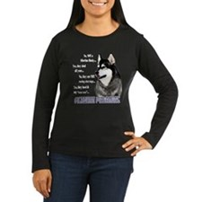 Malamute FAQ2 T-Shirt