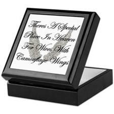 Military Item Keepsake Box
