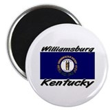 Williamsburg Kentucky Magnet