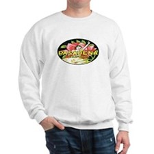 Retro Rose Parade Sweatshirt