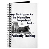 Schipperke Agility Journal