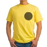 Little Yellow Flowers Yellow T-Shirt
