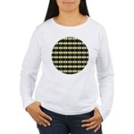 Little Yellow Flowers Women's Long Sleeve T-Shirt
