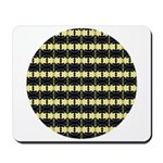 Little Yellow Flowers Mousepad