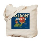 Waldorf Apples Vintage Crate Tote Bag
