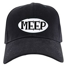 Meep Monkey Baseball Hat
