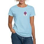 Toledo NOW Women's Pink T-Shirt
