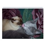 Ko and Pals Wall Calendar