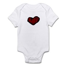 Prayers for Jason's Heart Infant Bodysuit