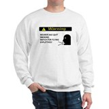 Quit Smoking Disclaimer Sweatshirt