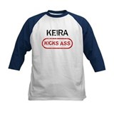 KEIRA kicks ass Tee