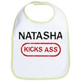 NATASHA kicks ass Bib